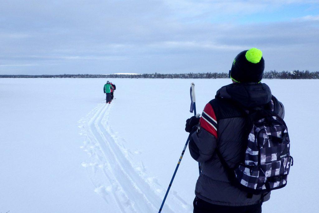 Finnland-Foto Stille