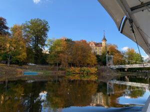 Grimma - Schloss Gattersburg